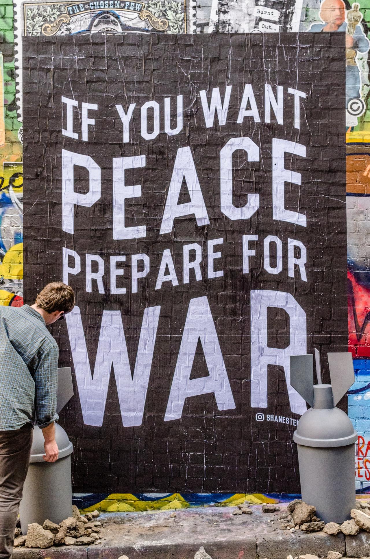 Prepare For War