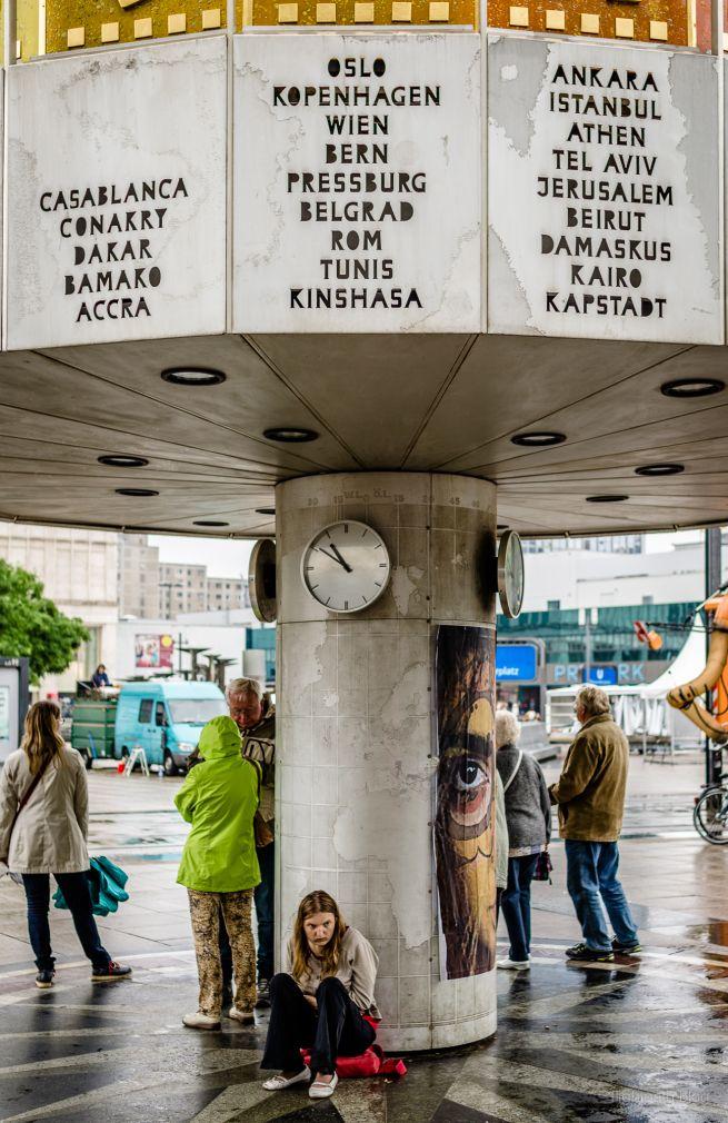 World Clock, Berlin