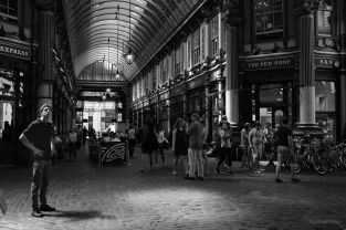 Leadenhall Market, London 2017
